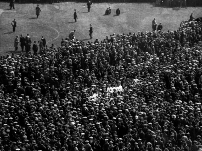FA CUP FINAL CROWDS 1923