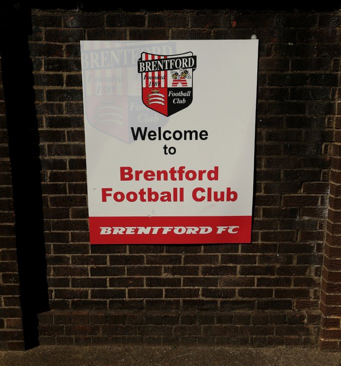 Soccer - npower Football League One - Brentford v Colchester United - Griffin Park