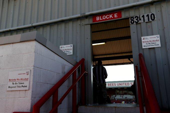 Soccer - npower Football League One - Brentford v Colchester United - Griffin Park
