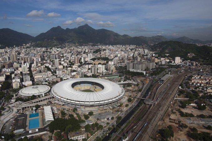 Brazil Maracana