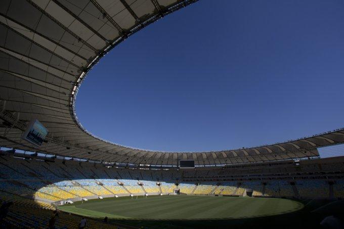 Brazil Soccer WCup 2014