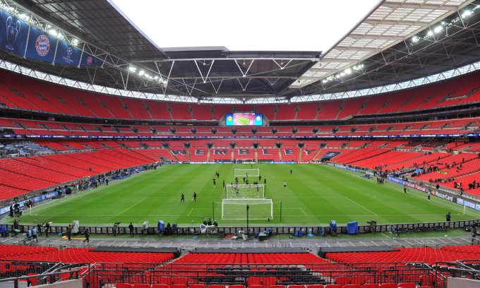 Soccer - UEFA Champions League - Final - Borussia Dortmund v Bayern Munich - Borussia Dortmund Training and Press Conference - Wembley Stadium