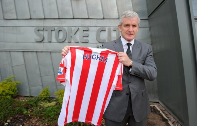 Soccer - Mark Hughes Unveiling - Clayton Wood Training Ground