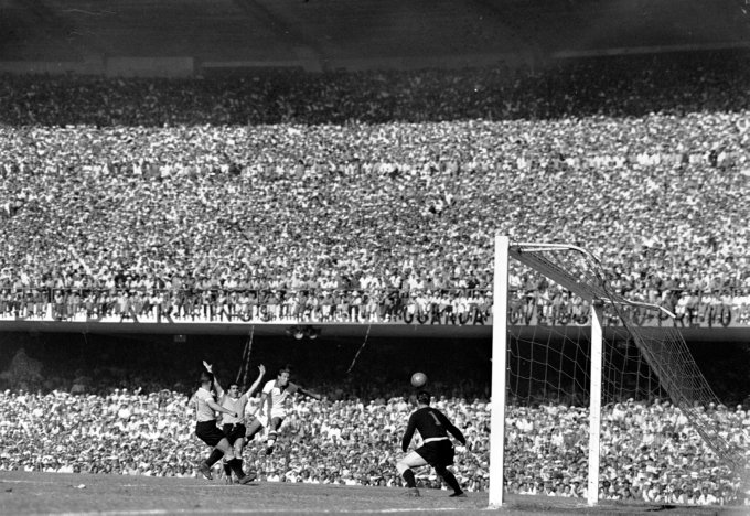 WORLD CUP FINAL 1950 LON