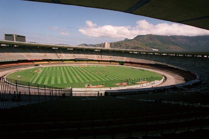 Brazilian Soccer - Vasco de Gama v Botafogo