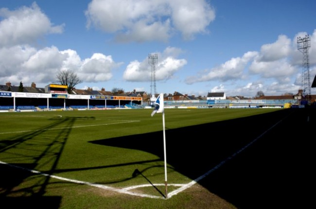 Soccer - Coca-Cola Football League One - Chesterfield v Nottingham Forest - Saltergate