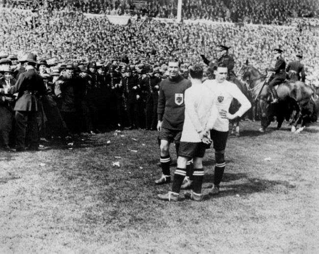 Soccer - FA Cup - Final - West Ham United v Bolton Wanderers - 1923