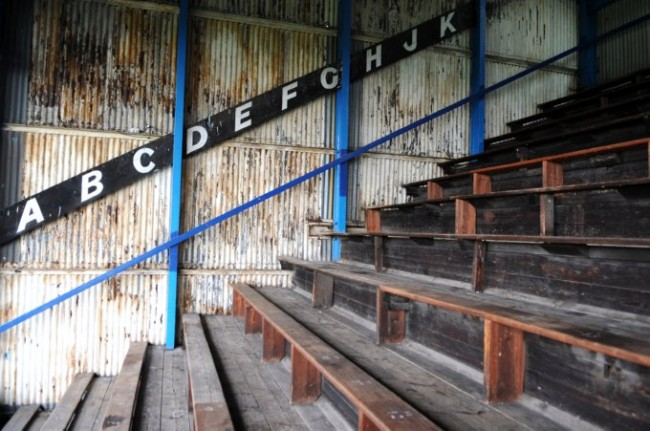 Soccer - Coca-Cola Football League Two - Chesterfield v Mansfield Town - Saltergate