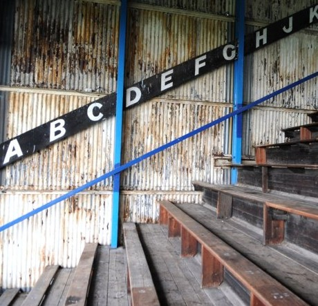 Around The Grounds: Saltergate (aka The Recreation Ground), Former Home Of Chesterfield FC