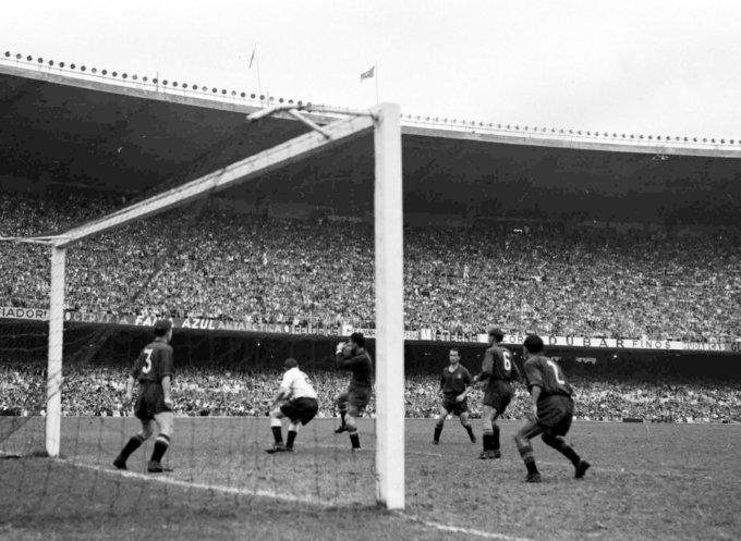 Soccer World Cup 1950 Brazil