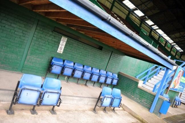 Soccer - Coca-Cola Football League Two - Chesterfield v Darlington - Recreation Ground