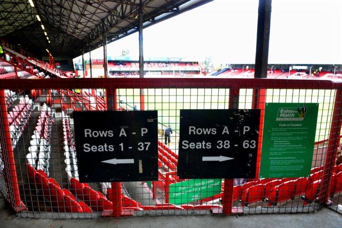 Soccer - Coca-Cola Football League Two - Brentford v Gillingham - Griffin Park