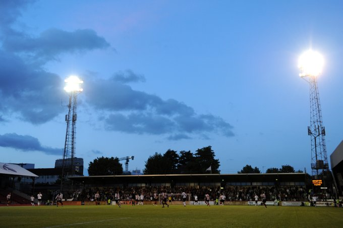 Soccer - Pre Season Friendly - Brentford v Fulham - Griffin Park