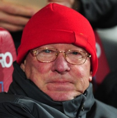 So Long Sir Alex, And Thanks For All The Hats! (Photos)