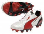 PUMA White & Red Kings 1