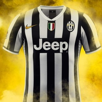 Juventus Launch Svelte New 2013/14 Home Kit, Take It All The Way Back To The 1980s (Photos)