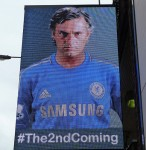 Clever Media Firm Mock Up Ad With Jose Mourinho In Chelsea Shirt, Score Load Of PR Points