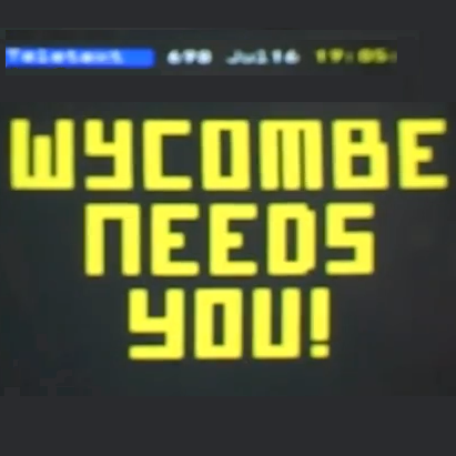 Classic FA Cup Moments: Roy Essandoh Answers Wycombe Wanderers' Ceefax Advert For Striker, 2001 (Video)