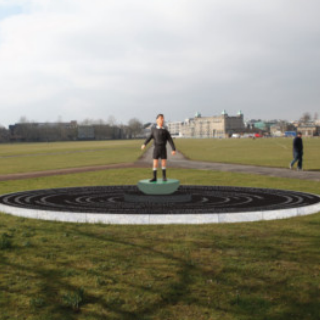 Giant Subbuteo Referee Statue Planned In Cambridge To Mark Birthplace Of Football Rules