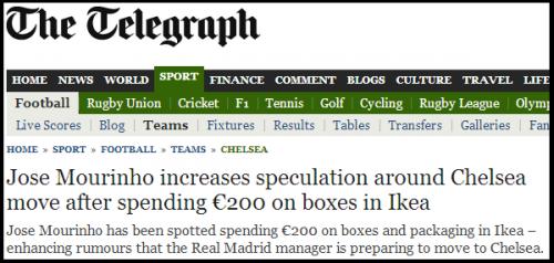 telegraph-mourinho