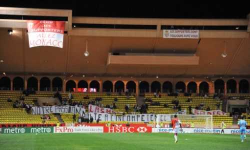 Soccer - French Ligue 2 - AS Monaco v Tours - Stade Louis II