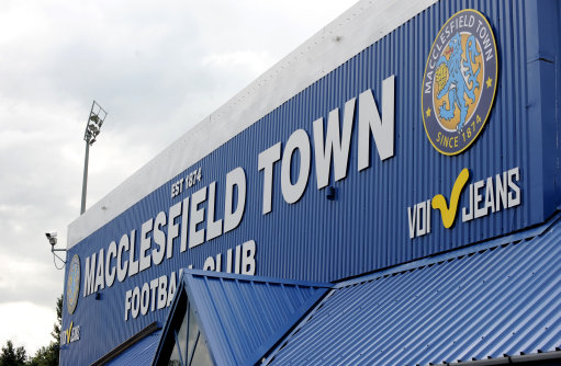 Soccer - Pre Season Friendly - Macclesfield Town - FC United - Moss Rose