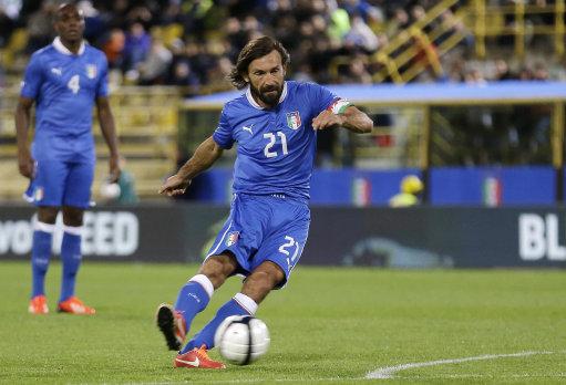 Italy San Marino Soccer