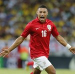 Football GIF: Alex Oxlade-Chamberlain Lashes In A Cracker Against Brazil