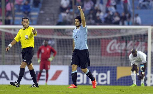 Uruguay France Soccer