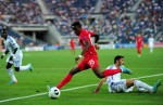 Soccer - UEFA European Under 21 Championship 2013 - Group A - Israel v England - Teddy Stadium