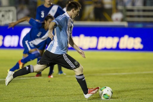 Guatemala Argentina Soccer