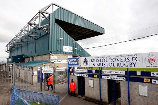 Soccer - Pre Season Friendly - Bristol Rovers v Stoke City - Memorial Stadium