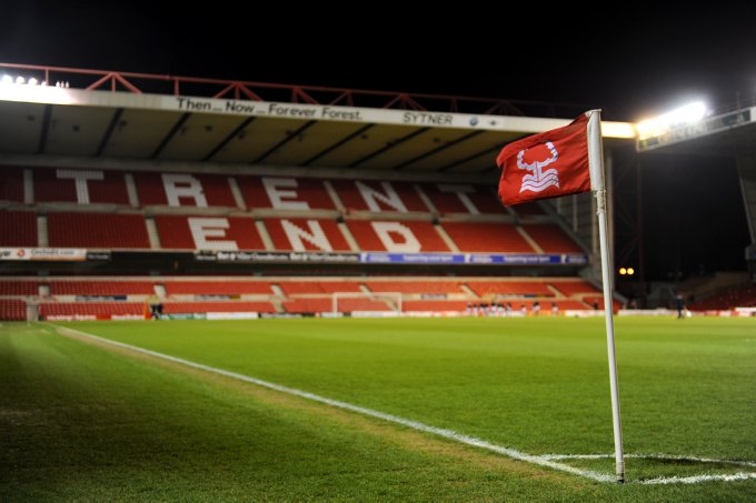 Soccer - FA Youth Cup - Fifth Round - Nottingham Forest v Middlesbrough - City Ground
