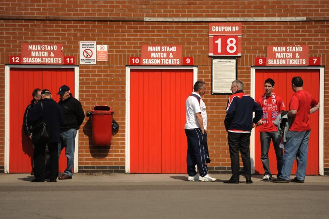 Soccer - npower Football League Championship - Nottingham Forest v Scunthorpe United - City Ground