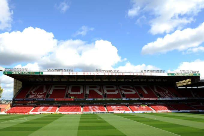 Soccer - npower Football League Championship - Nottingham Forest v Derby County - City Ground
