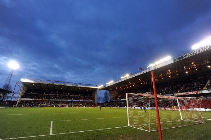 Soccer - npower Football League Championship - Nottingham Forest v Crystal Palace - City Ground