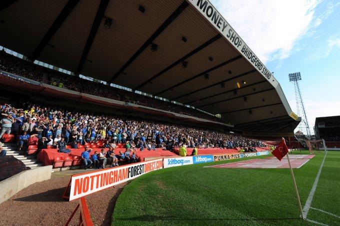Soccer - npower Football League Championship - Nottingham Forest v Birmingham City - City Ground