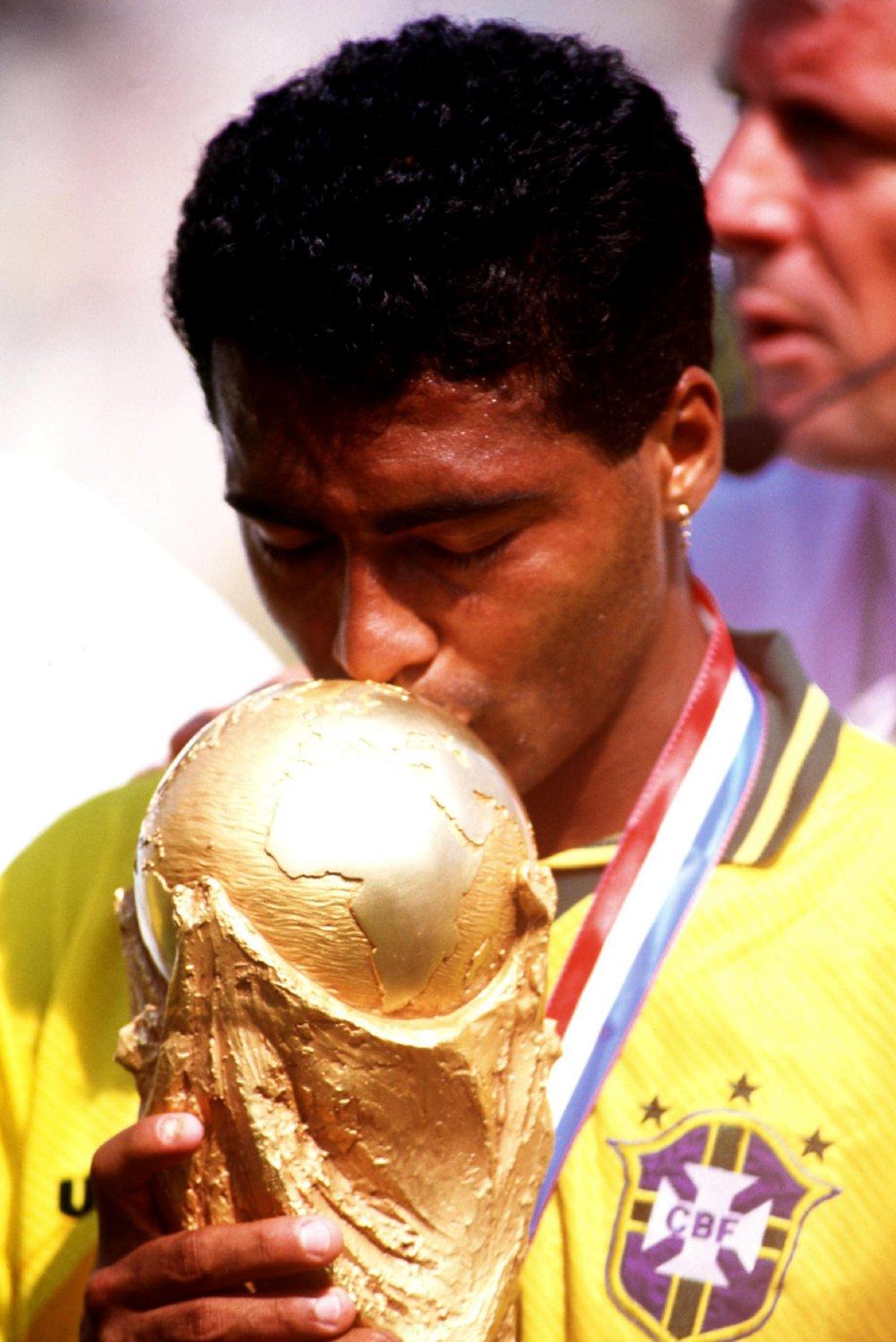Soccer – 1994 FIFA World Cup – Final – Brazil v Italy