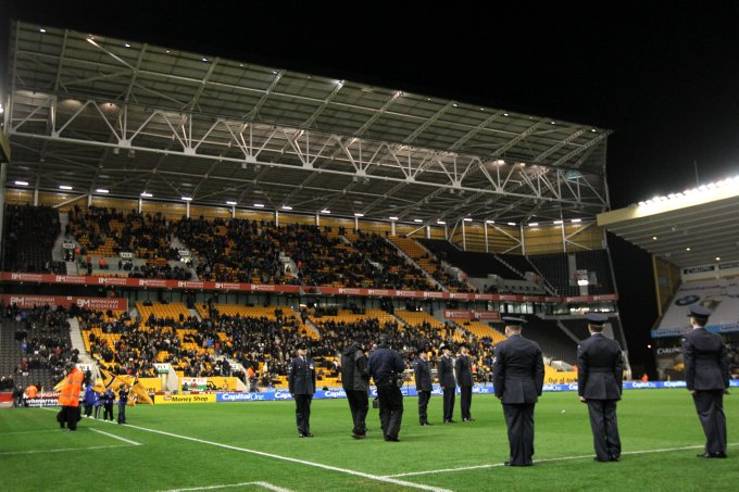 Soccer - npower Football League Championship - Wolverhampton Wanderers v Birmingham City - Molineux