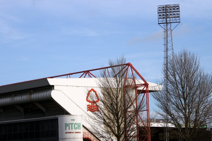 Soccer - FA Cup - Third Round - Nottingham Forest v Oldham Athletic - The City Ground