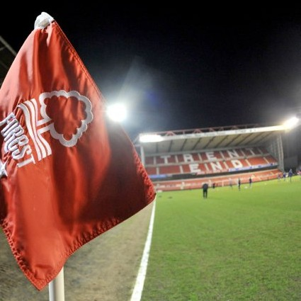 Around The Grounds: The City Ground, Home Of Nottingham Forest