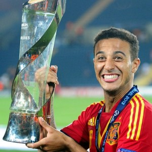 Euro U21s Final: Italy 2-4 Spain – Thiago Alcantara Scores First-Half Hat Trick As Spain Retain…Again! (Photos & Highlights)