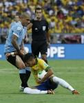 Brazil Soccer Confed Cup Brazil Uruguay