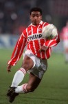 Romario in action for PSV, 1991