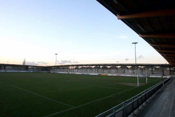 Soccer - Isthmian League Division One North - Dartford FC - Princes Park