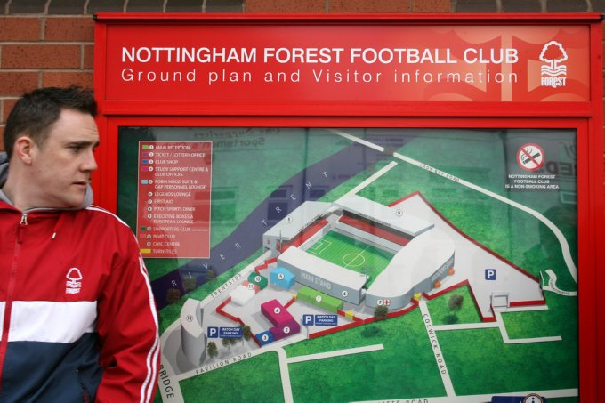 Soccer - Coca-Cola Football League Championship - Nottingham Forest v Reading - The City Ground