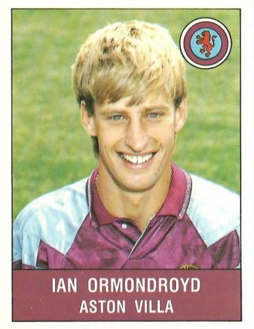 ormondroyd