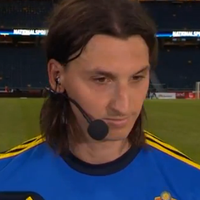 Zlatan Calls Faroe Islands National Team 'A Bunch Of Fisherman', Slyly Chucks Ball In Keeper's Face (Video)