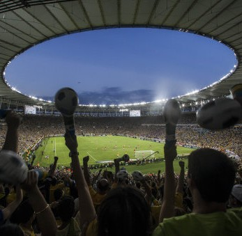Maracana Stadium Officials Consider Banning Fans From Sta