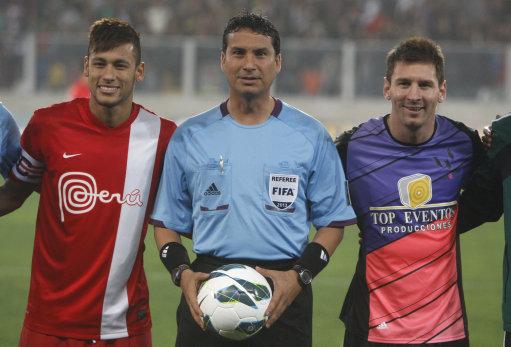 Peru Messi Soccer